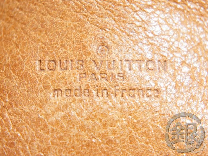 AUTHENTIC PRE-OWNED LOUIS VUITTON VINTAGE MONOGRAM POCHETTE SPORT CLUTCH BAG No.183 191757