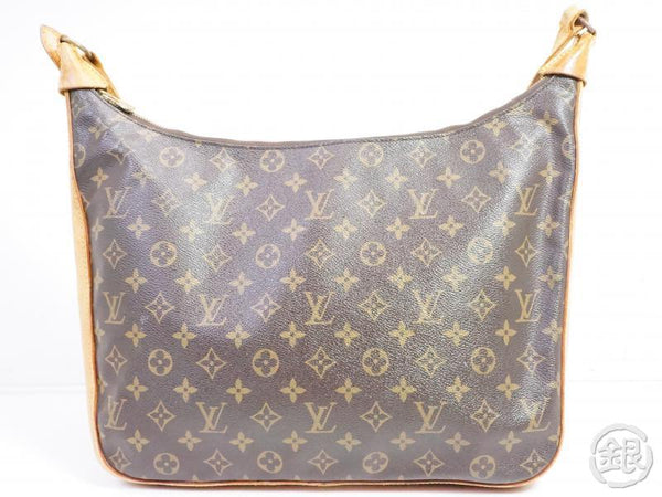 AUTHENTIC PRE-OWNED LOUIS VUITTON LV VINTAGE MONOGRAM BAGATELLE GM SHOULDER TOTE BAG M51264 191748
