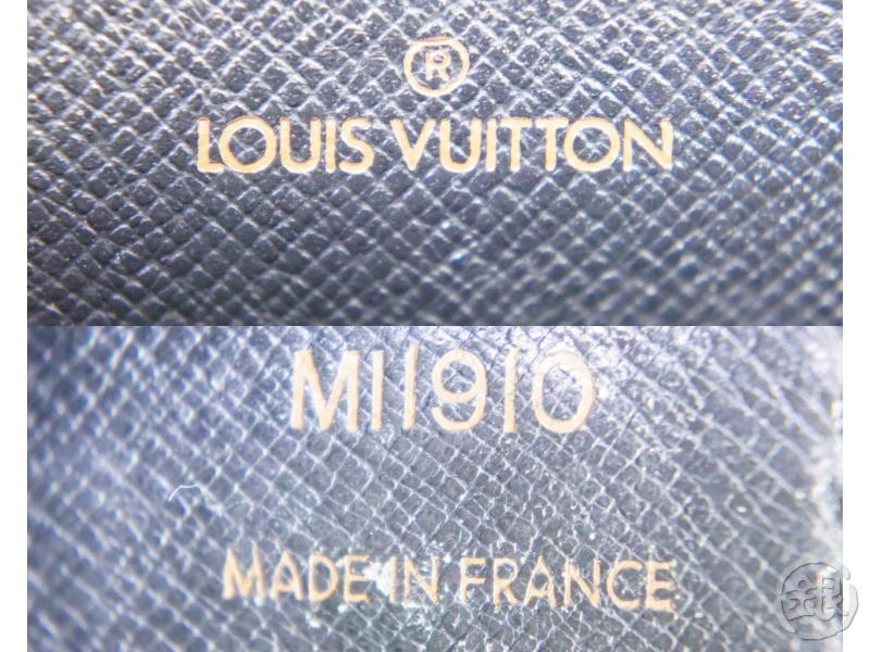 AUTHENTIC PRE-OWNED LOUIS VUITTON EPI PORTE-DOCUMENTS BANDOULIERE BUSINESS BRIEFCASE M54464 191767