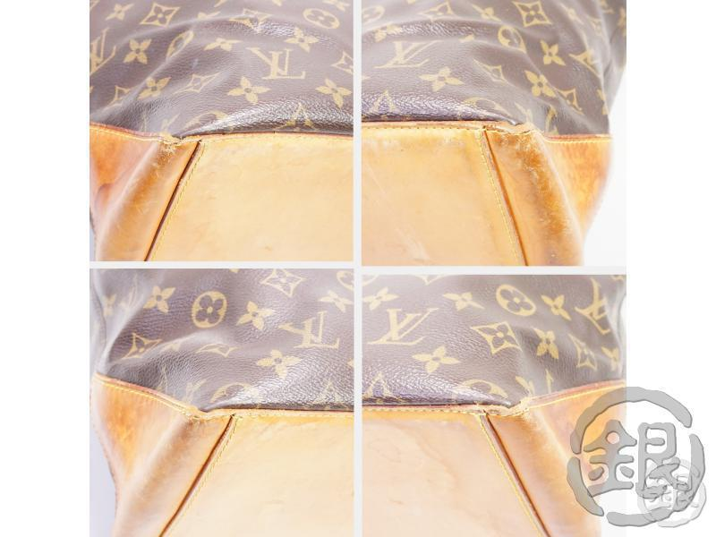 AUTHENTIC PRE-OWNED LOUIS VUITTON MONOGRAM CABAS MEZZO LARGE SHOULDER TOTE BAG M51151 191835