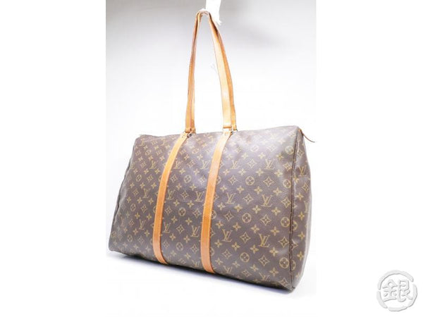 AUTHENTIC PRE-OWNED LOUIS VUITTON MONOGRAM SAC FLANERIE 45 LARGE SHOULDER TOTE BAG M51115 181739
