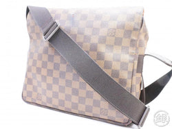 AUTHENTIC PRE-OWNED LOUIS VUITTON DAMIER NAVIGLIO MESSENGER CROSSBODY BAG N45255 191879