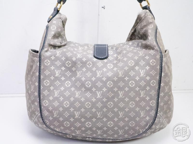 AUTHENTIC PRE-OWNED LOUIS VUITTON MONOGRAM IDYLLE ENCRE ROMANCE HOBO SHOULDER BAG M56700 191942