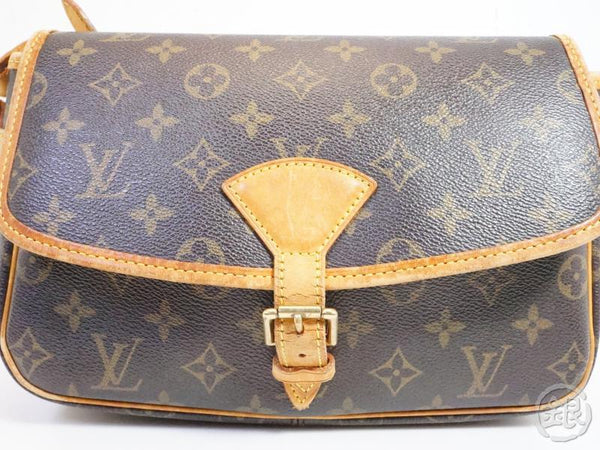 AUTHENTIC PRE-OWNED LOUIS VUITTON MONOGRAM SOLOGNE CROSSBODY SHOULDER BAG M42250 191986