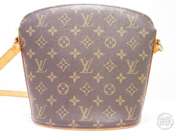AUTHENTIC PRE-OWNED LOUIS VUITTON MONOGRAM DROUOT CROSSBODY MESSENGER BAG M51290 192015