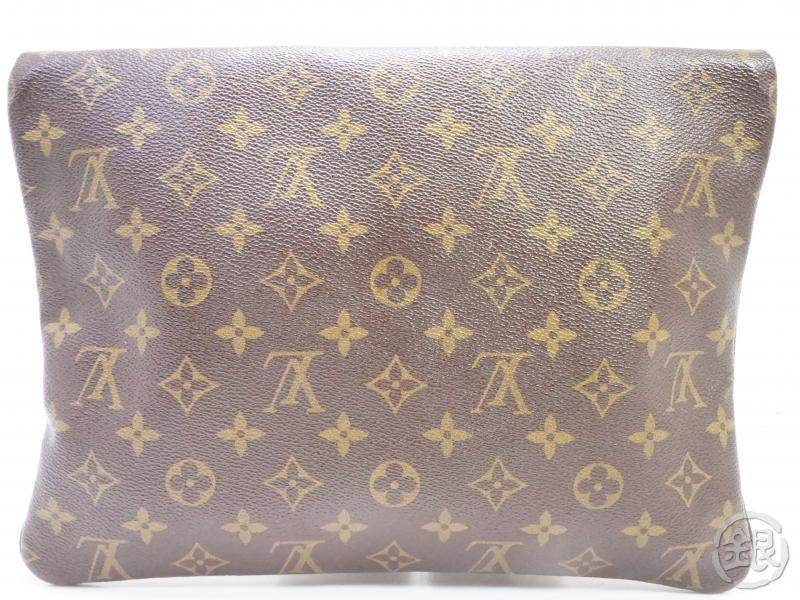 AUTHENTIC PRE-OWNED LOUIS VUITTON VINTAGE MONOGRAM POCHETTE PLIANTE CLUTCH M51805 No.234 191390