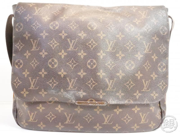 AUTHENTIC PRE-OWNED LOUIS VUITTON LV MONOGRAM MESSENGER GM BEAUBOURG CROSSBODY BAG M97039 191977