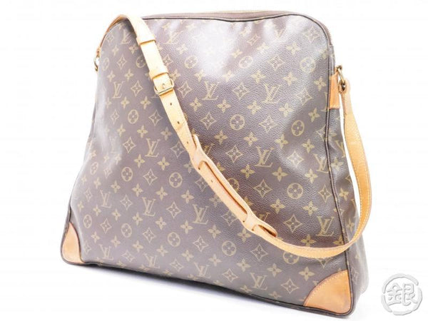 AUTHENTIC PRE-OWNED LOUIS VUITTON MONOGRAM SAC BALADE LARGE SHOULDER TOTE BAG M51112 200006