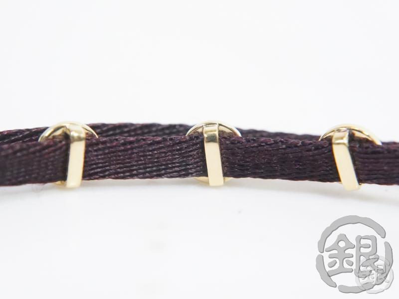 AUTHENTIC PRE-OWNED LOUIS VUITTON MONOGRAM TEXTILE COLLIER TELEPHONE CELL-PHONE STRAP M60085 182351