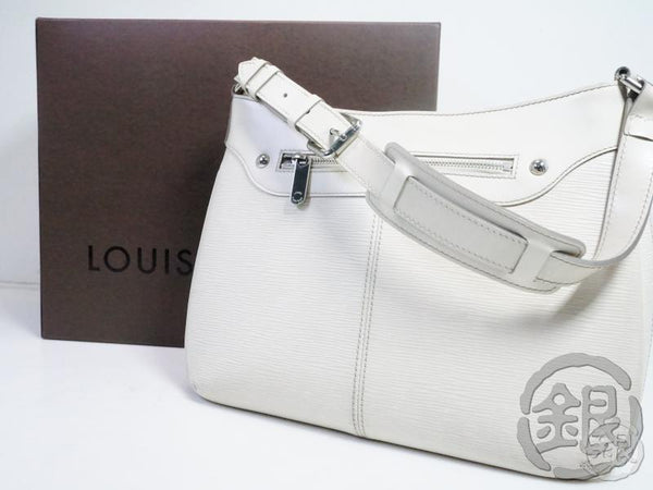 AUTHENTIC PRE-OWNED LOUIS VUITTON EPI IVORY IVOIRE TURENNE GM SHOULDER TOTE BAG PURSE M5927J 130379