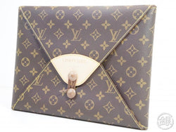 AUTHENTIC PRE-OWNED LOUIS VUITTON 100th ANNIVERSARY LIMITED MONOGRAM VISIONAIRE 18 BAG M99045 140246