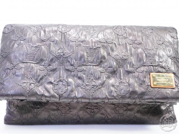 AUTHENTIC PRE-OWNED LOUIS VUITTON LV LIMITED MONOGRAM LIMELIGHT PM BRONZE CLUTCH BAG M95723 191918