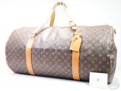 AUTHENTIC PRE-OWNED LOUIS VUITTON MONOGRAM SAC POLOCHON 70 JUMBO TRAVELING DUFFLE BAG M41220 192038