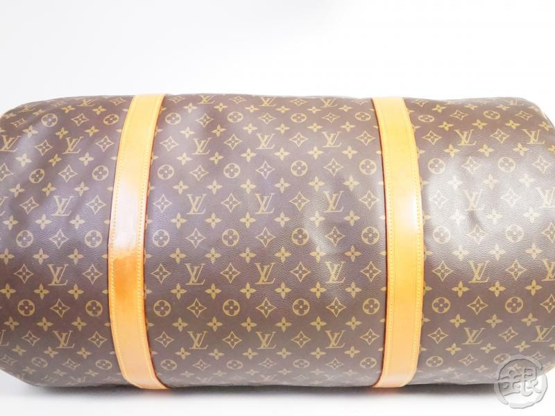AUTHENTIC PRE-OWNED LOUIS VUITTON MONOGRAM SAC POLOCHON 70 JUMBO TRAVELING DUFFLE BAG M41220 191636
