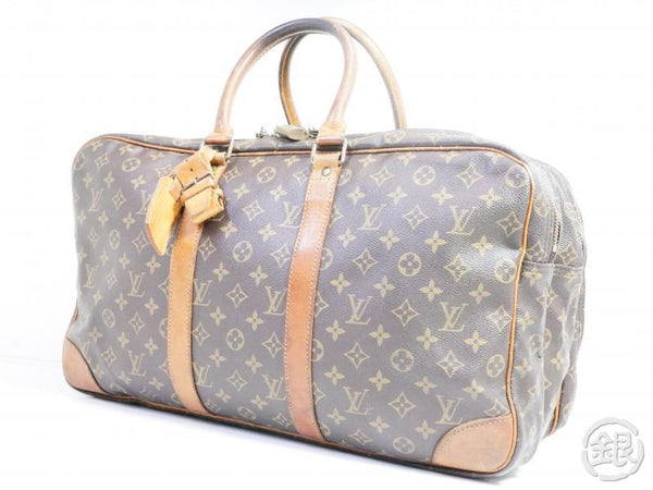 AUTHENTIC PRE-OWNED LOUIS VUITTON MONOGRAM VINTAGE SAC 3 POCHES 50 BAG SOFT SUITCASE M41376 143639