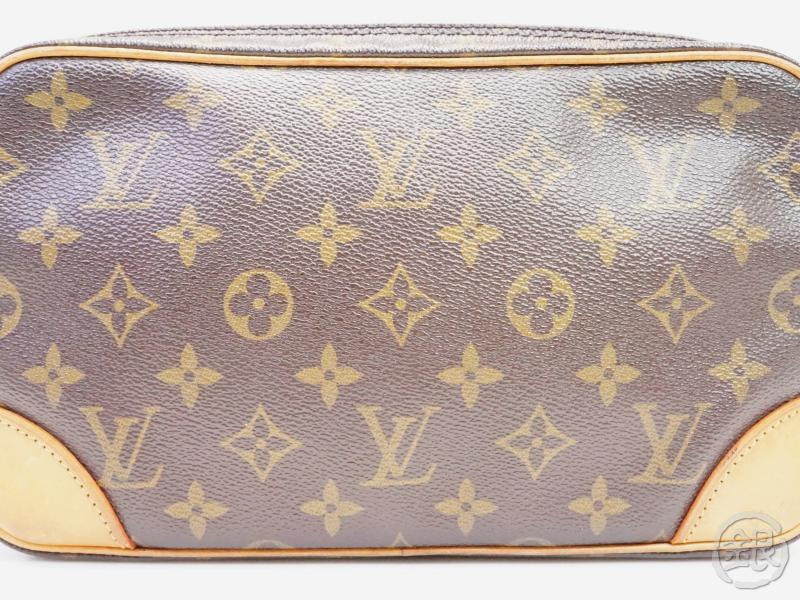 AUTHENTIC PRE-OWNED LOUIS VUITTON MONOGRAM POCHETTE MARLY DRAGONNE GM CLUTCH BAG M51825 200108