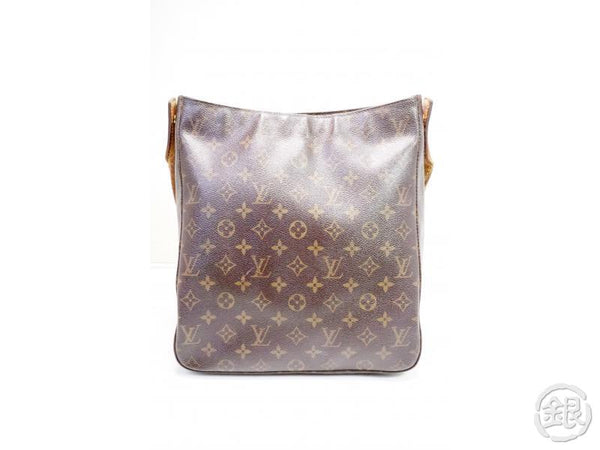 AUTHENTIC PRE-OWNED LOUIS VUITTON LV MONOGRAM LOOPING GM SHOULDER BAG M51145 PURSE 200126