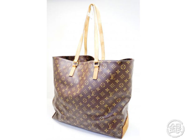 AUTHENTIC PRE-OWNED LOUIS VUITTON LV MONOGRAM CABAS ALTO LARGE SHOULDER TOTE BAG M51152 200122