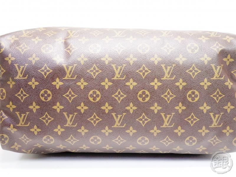 AUTHENTIC PRE-OWNED LOUIS VUITTON VINTAGE SPEEDY 40 MONOGRAM DUFFLE HAND BAG M41522 M41106 200133