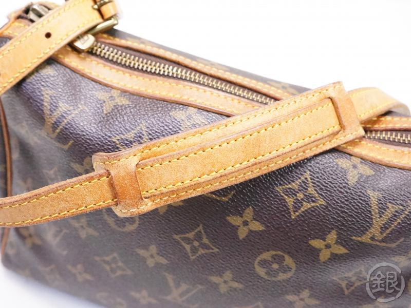 AUTHENTIC PRE-OWNED LOUIS VUITTON VINTAGE MONOGRAM TUILERIES CROSSBODY MESSENGER BAG M51350 200139