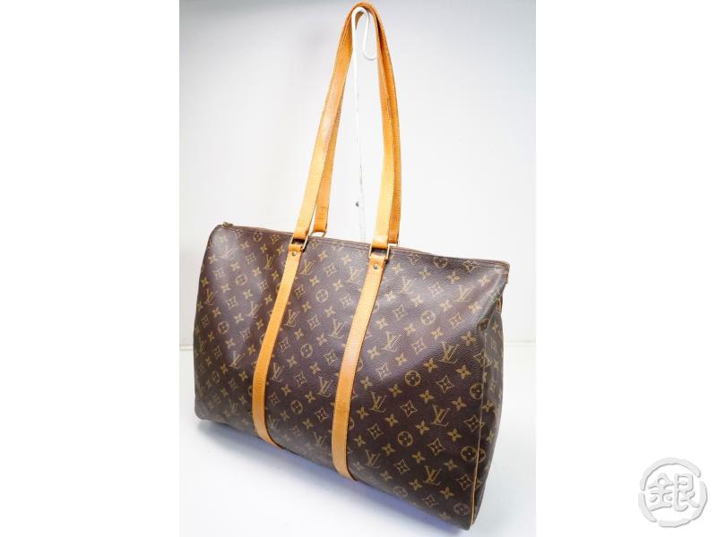 AUTHENTIC PRE-OWNED LOUIS VUITTON MONOGRAM SAC FLANERIE 50 TRAVELING SHOULDER TOTE BAG M51116 200153