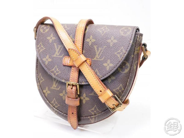 AUTHENTIC PRE-OWNED LOUIS VUITTON VINTAGE MONOGRAM CHANTILLY PM CROSSBODY BAG M51234 No.231 200178