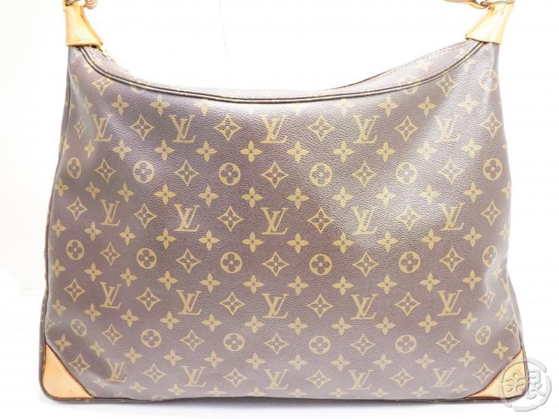 authentic pre-owned louis vuitton monogram sac promenade jumbo shoulder tote bag m51114 200145