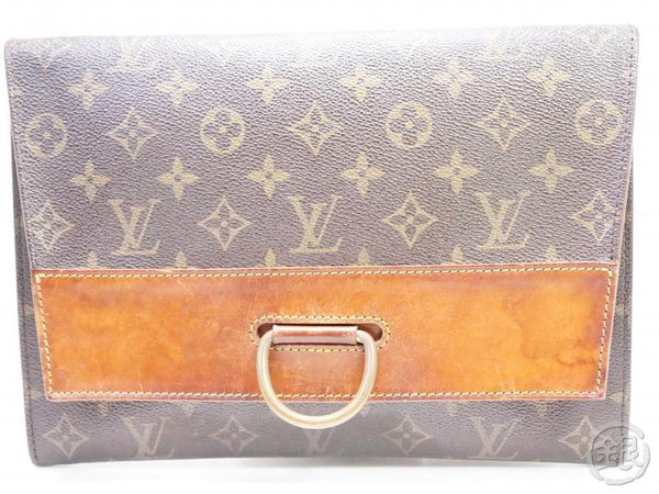 authentic pre-owned louis vuitton monogram vintage pochette iena 28 clutch bag m51808 200229