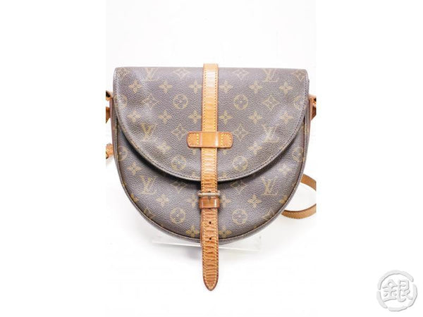 authentic pre-owned louis vuitton vintage monogram chantilly gm messenger bag no. 231 m51232 200253