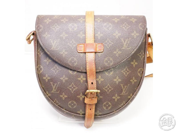 authentic pre-owned louis vuitton vintage monogram chantilly gm messenger bag no. 231 m51232 200241