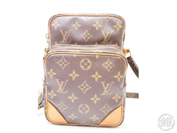 authentic pre-owned louis vuitton monogram amazone crossbody shoulder bag m45236 200267