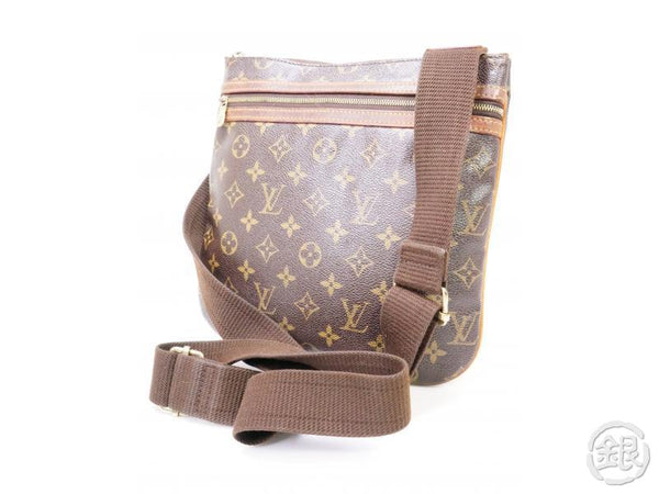 AUTHENTIC PRE-OWNED LOUIS VUITTON MONOGRAM POCHETTE BOSPHORE CROSSBODY MESSENGER BAG M40044 200271