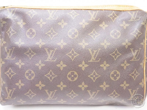 authentic pre-owned louis vuitton vintage monogram tuileries 30 messenger bag purse m51348 200266