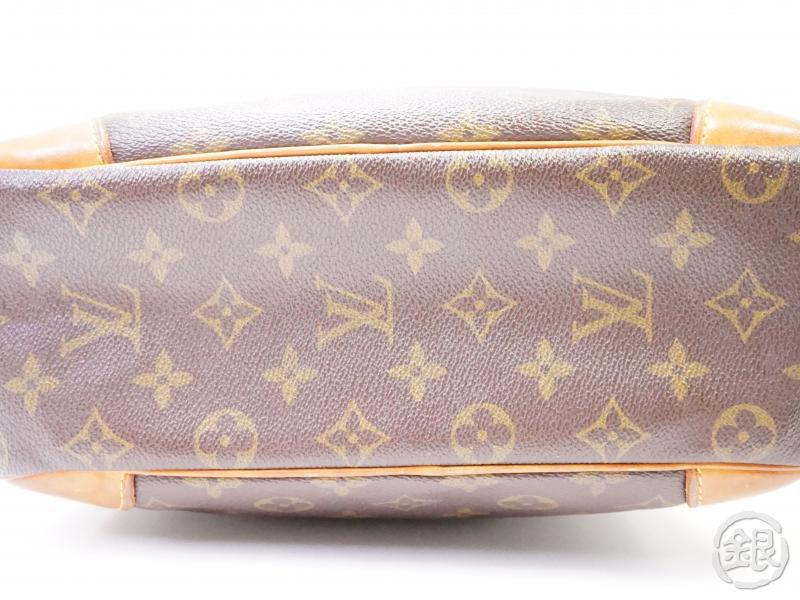authentic pre-owned louis vuitton vintage monogram danube gm messenger crossbody bag m45262 200277