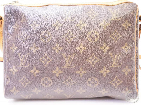 authentic pre-owned louis vuitton vintage monogram tuileries crossbody messenger bag m51350 200328