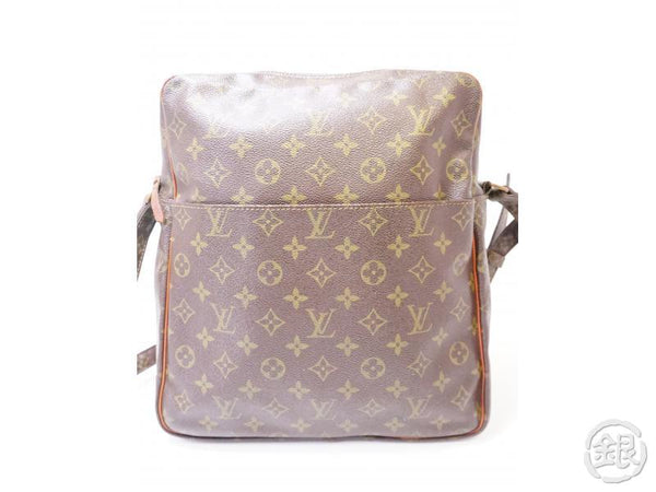 authentic pre-owned louis vuitton vintage monogram marceau gm shoulder bag m40264 no.70 200369