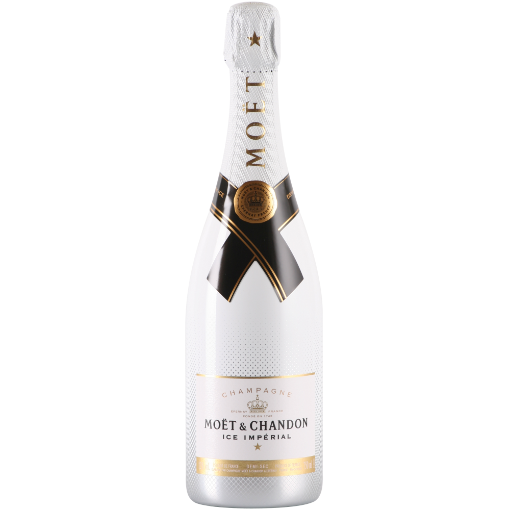 Moet Chandon Ice Imperial - The Million Roses Budapest