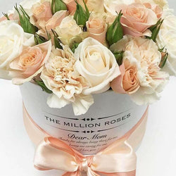 Dear Mom Box- Mix Roses - The Million Roses Slovakia