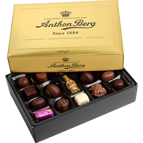 Anthon Berg Gold Gift Box 400 g