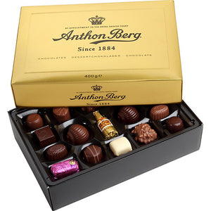 Anthon Berg Gold Gift Box 400 g - The Million Roses Slovakia