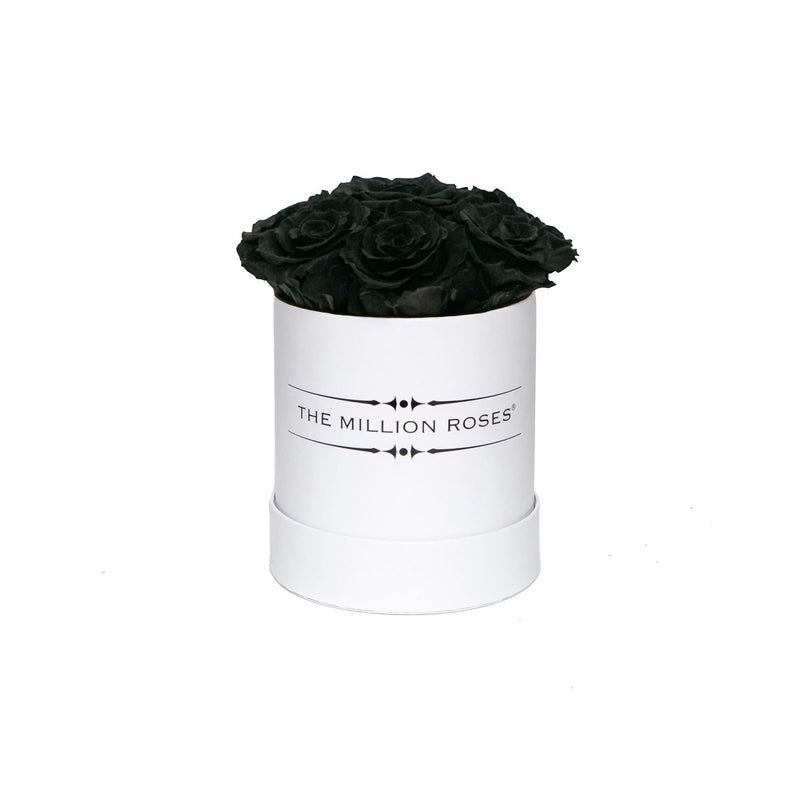 The Million Basic - Black Eternity Roses - White Box - The Million Roses Slovakia
