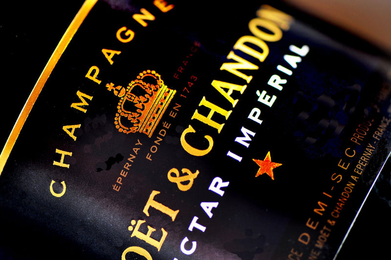 Moët & Chandonn Nectar Imperial - The Million Roses Slovakia