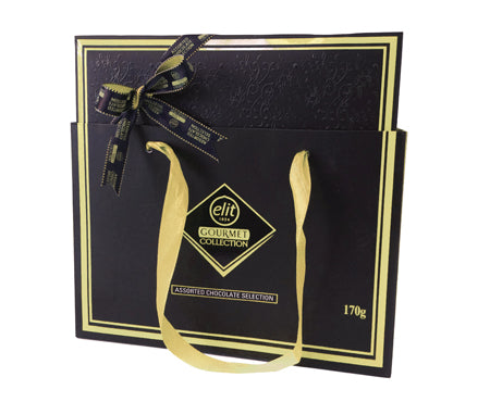 BONBÓNY ELIT GOURMET COLLECTION BLACK 170G - The Million Roses Slovakia