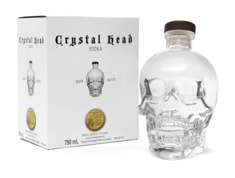 Head Vodka 750ml - The Million Roses Slovakia