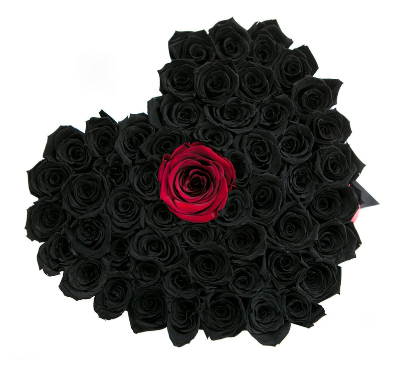 The Million Roses Europe - The Million Love Heart - Vampire Eternity Roses Edition Delivered Anywhere in Europe