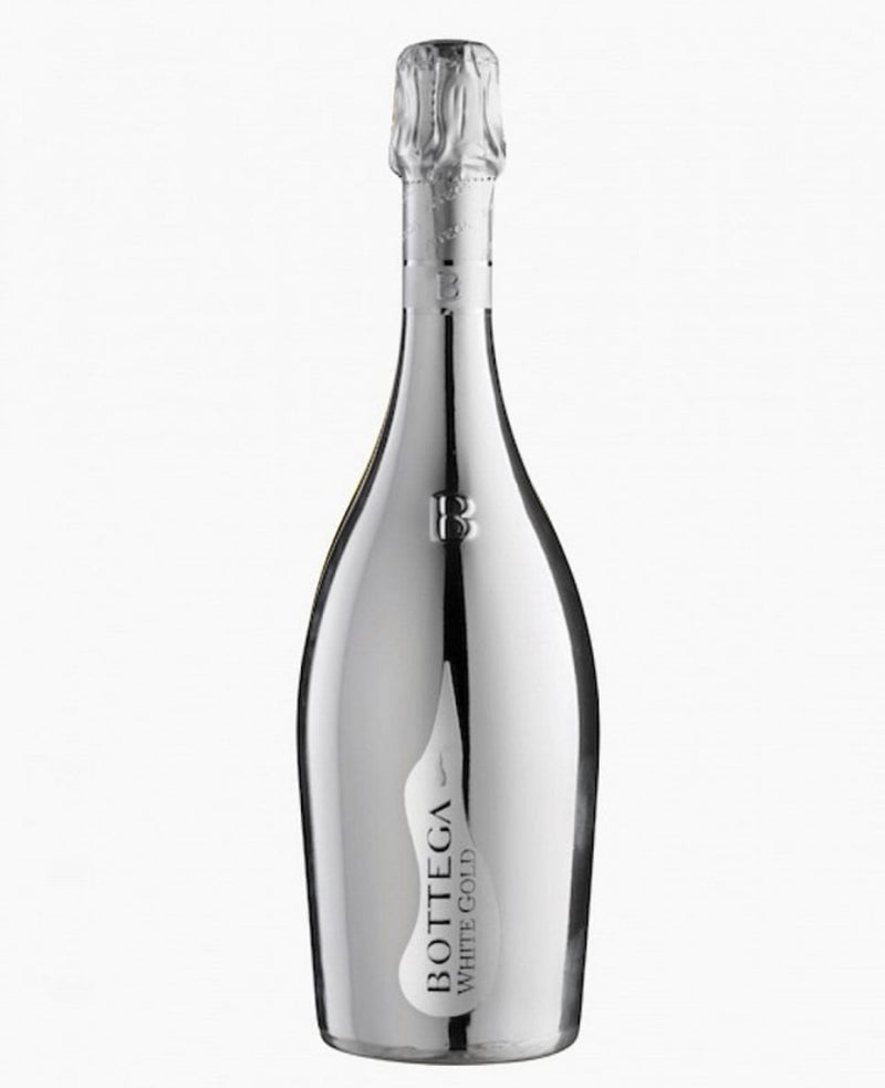 Bottega WHITE Gold Spumante Venezia DOC Brut 0,75l - The Million Roses Slovakia