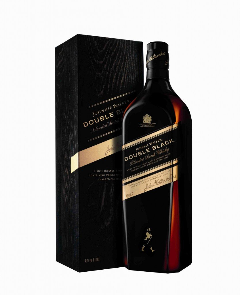 Johnnie Walker Double Black Label 40 % - The Million Roses Slovakia