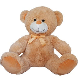Teddy Bear - Brown - The Million Roses Slovakia