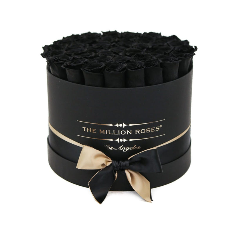 Medium - Black Roses - Black Box - The Million Roses Slovakia