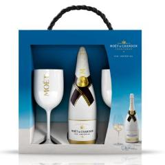 Moet & Chandon Ice Impérial 12% 0,75 L + 2 poháre - The Million Roses Slovakia